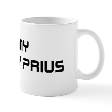 Pretty Prius Mug