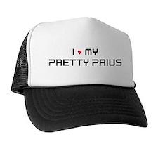 Pretty Prius Trucker Hat