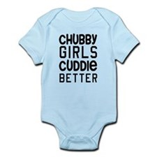 Chummy Girls Cuddle Better Body Suit