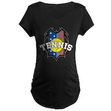 Tribal Tennis T-Shirt