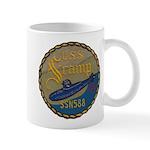 USS SCAMP Mug