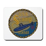 USS SCAMP Mousepad