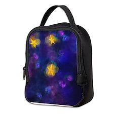 Cute Wishing star Neoprene Lunch Bag