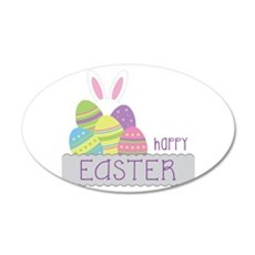 Happy EASTER Wall Decal