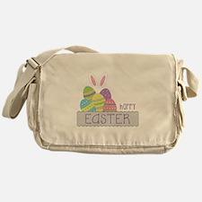 Happy EASTER Messenger Bag