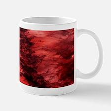 Red Wake 001 Mugs