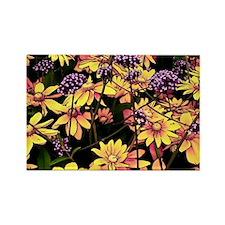Lovely Garden Flowers 06 Magnets