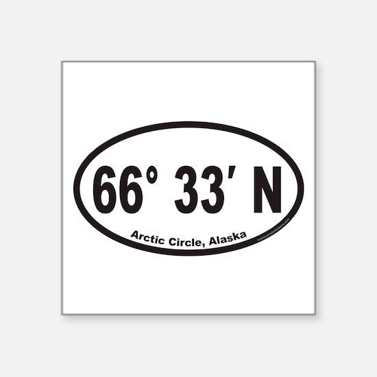 2-ARCTICCIRCLEovals2008cp Sticker