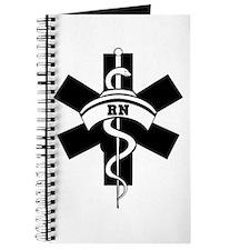 Cute Medical symbol Journal