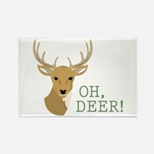 Oh, Deer! Magnets