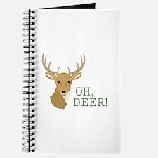 Oh, Deer! Journal