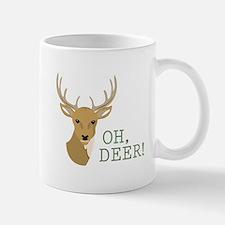 Oh, Deer! Mugs