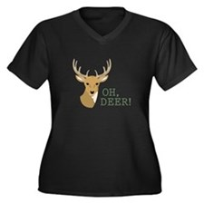 Oh, Deer! Plus Size T-Shirt