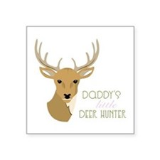 Deer Hunter Sticker
