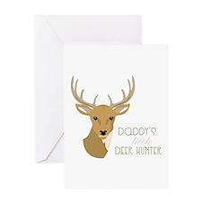 Deer Hunter Greeting Cards