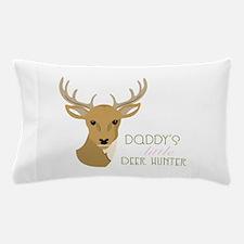 Deer Hunter Pillow Case