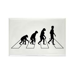 Evolution Road Rectangle Magnet