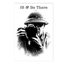 F8 & Be There Postcards (Package of 8)