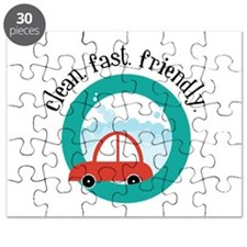 Clean, fast, Friendly Puzzle