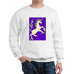 Challenge! Rearing Unicorn Sweatshirt