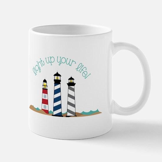 Light up your life Mugs