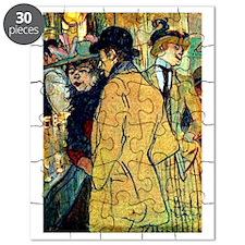 Toulouse-Lautec - Alfred la Guigne Puzzle