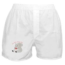 I'm Nuts About You Boxer Shorts
