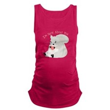 I'm Nuts About You Maternity Tank Top