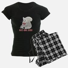 Let's Get Nuts! Pajamas