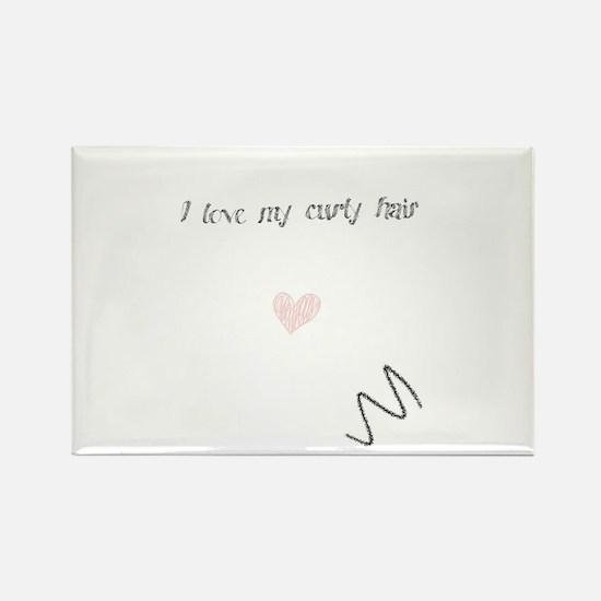 Love curls Magnets