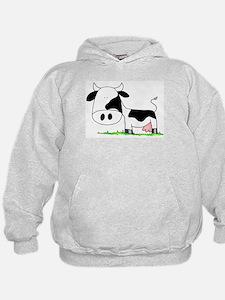 Unique Cow Hoodie