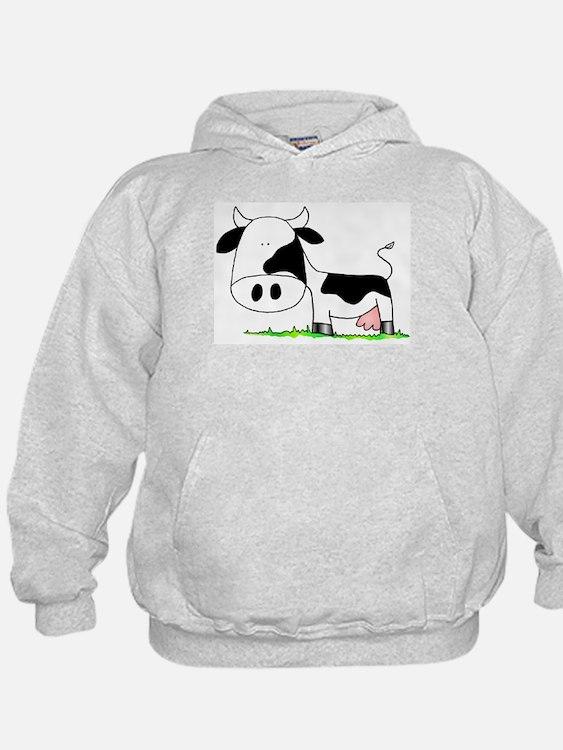 Cute Kids cow Hoodie