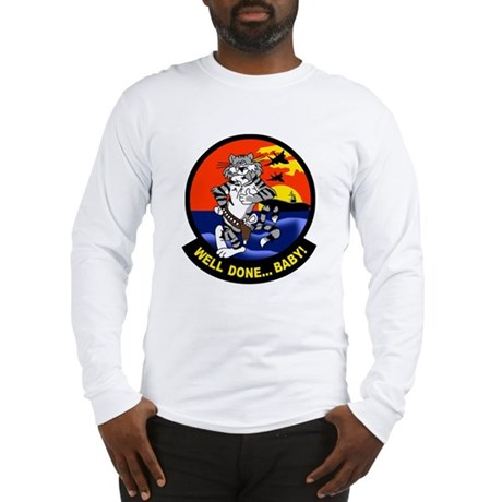 F-14 Tomcat Long Sleeve T-Shirt