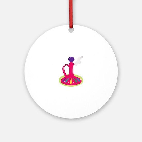 Genie Bottle Ornament (Round)