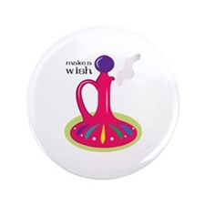 "Make A Wish 3.5"" Button"