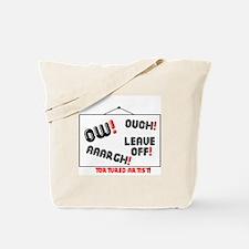 TORTURED ARTIST! Tote Bag