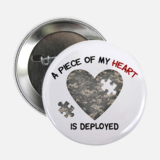 "Puzzle Piece of My Heart 2.25"" Button"