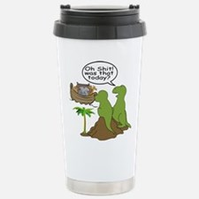 Cute Trex Travel Mug