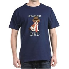 Parson Russell Dad T-Shirt