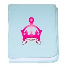 Pageant Princess baby blanket
