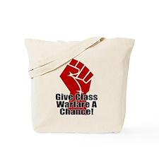 ClassWar Tote Bag