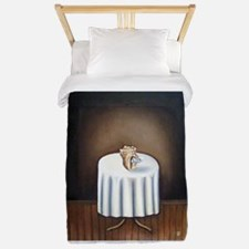 SURREALISM PAINTING Twin Duvet