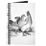 Chicken Journals & Spiral Notebooks