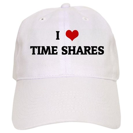 I Love TIME SHARES Cap