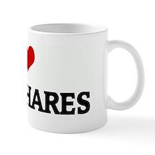 I Love TIME SHARES Mug