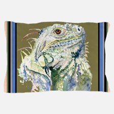 Cool Iguana Pillow Case