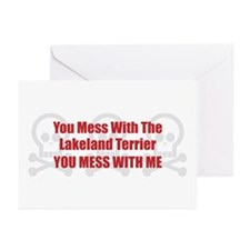 Mess With Lakeland Greeting Cards (Pk of 10)