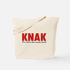 KNAK Salt Lake City '64 -  Tote Bag