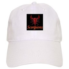 Scorpions Baseball Cap
