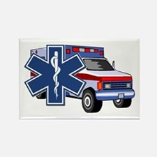 EMS Ambulance Magnets